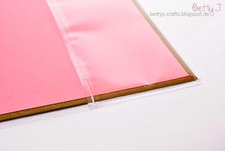 Photo: http://bettys-crafts.blogspot.de/2014/09/hulleeinband-fur-kalenderplanerjournal.html