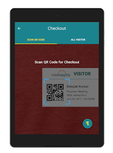 Vizitator - Visitor Management System- screenshot thumbnail