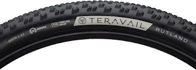 Teravail Rutland Tire - 650b x 47, Tubeless, Folding, Black, Durable alternate image 1