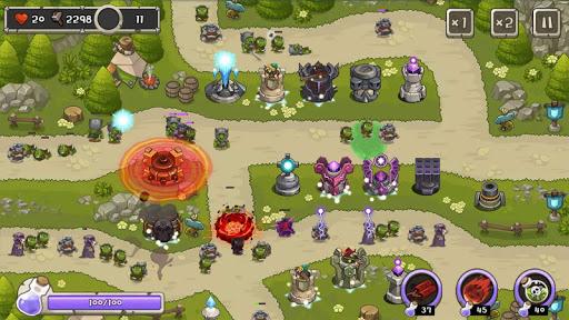Tower Defense King [Mod] Apk - Vua phòng thủ tháp