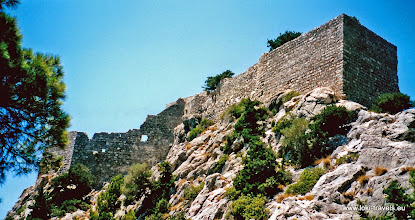 Photo: 2001-06-29. Laerma. Monolithos.  www.loki-travels.eu
