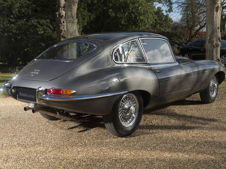 Jaguar E Type Hire Barton Cambridge Cambridgeshire