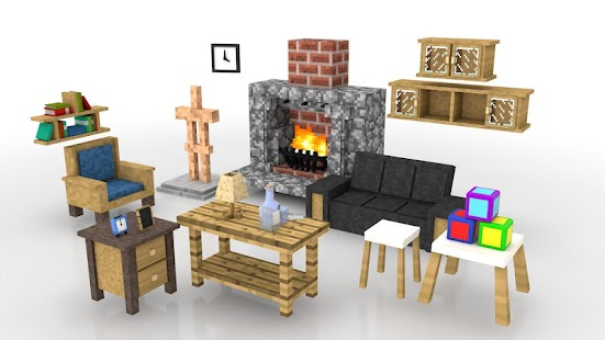 Furniture Mods for MCPE - Minecraft PE - náhled