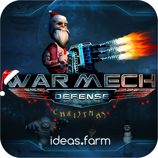 War Mech Defense Android APK Download Free By Ideas Farm