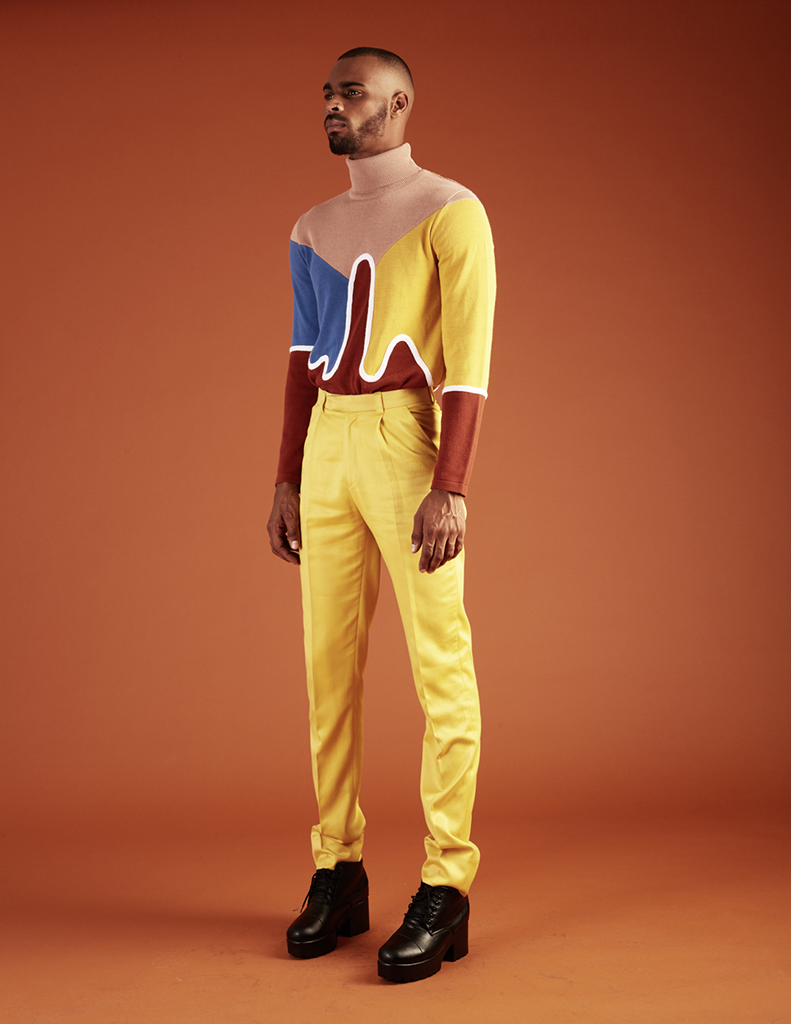 Rich Mnisi, South Africa, SS18