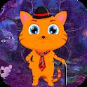 Kavi Escape Game 478 Rat Vs Cat Escape Game icon