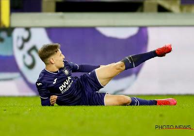 Anderlecht récupère deux blessés de longue date pour son quart de finale de Coupe