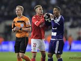 Hendrik Van Crombrugge et Guy Dufour donnent leurs impressions avant la réception d'Anderlecht