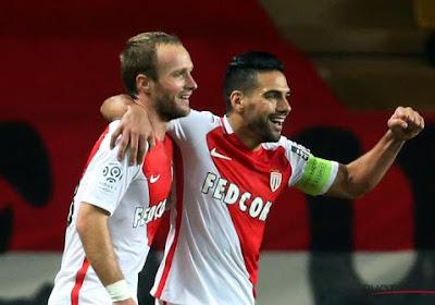 Monaco dispose facilement du Nantes de Conceiçao