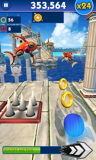 Sonic Dash 3.8.2.Go screenshots 5