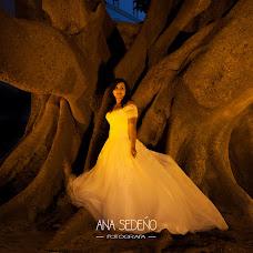 Wedding photographer Ana Sedeño (anasedeno). Photo of 28.07.2016