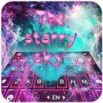 Starry Space Keyboard Theme Icon