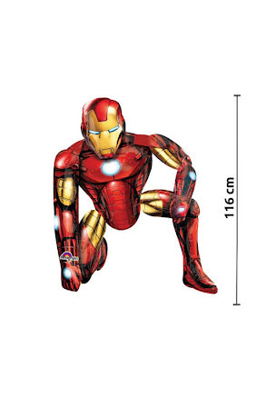 Foliefigur, Iron Man