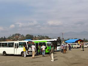 Photo: Musanze (Ruhengeri) - bus station