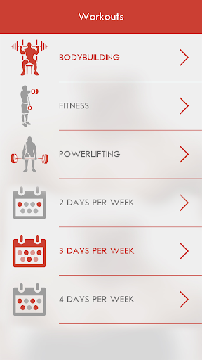 Fitness & Bodybuilding 2.1.7 screenshots 4