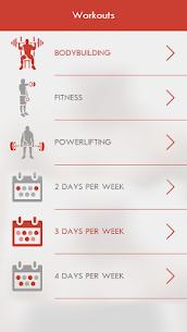 Fitness & Bodybuilding APK 4