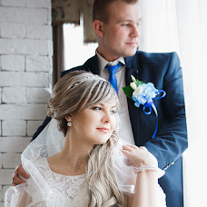 Wedding photographer Olga Popova (KrylovaOlga). Photo of 03.01.2018