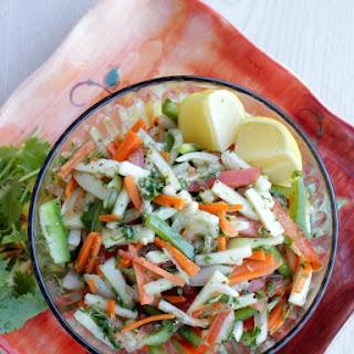 Kachumber – Simple Mixed Vegetable Salad.
