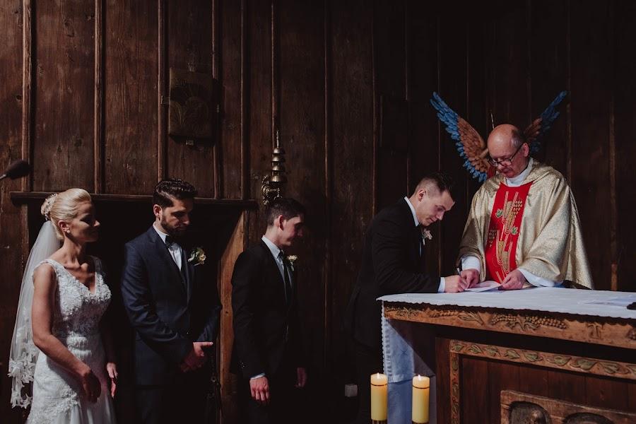 Wedding photographer Agnieszka Gofron (agnieszkagofron). Photo of 15.02.2020