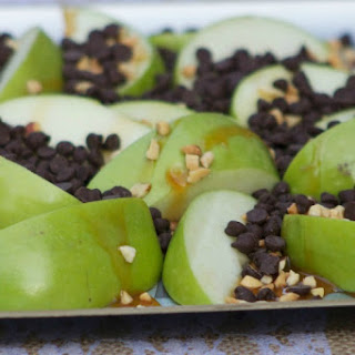 Caramel Apple Nachos.