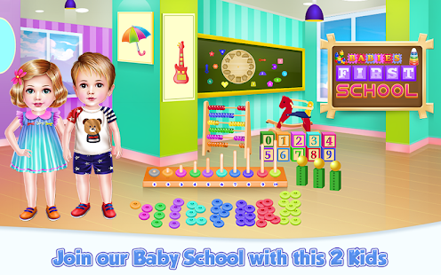 Babies First School- screenshot thumbnail