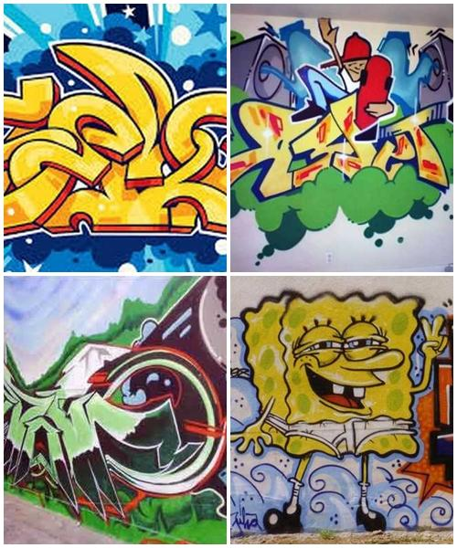 graffiti art design ideas screenshot - Art Design Ideas