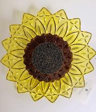 Photo: Vintage Glass Flower By vintageglassgardens.com