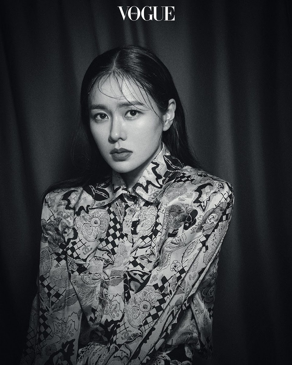Son Ye Jin vogue