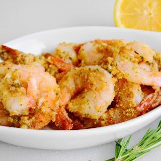 Mama's Famous Baked Shrimp