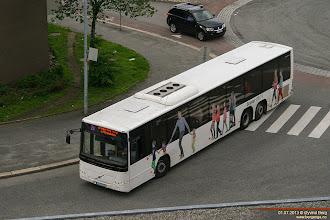 Photo: #25517: JD 60996 ved Drammen busstasjon, 01.07.2013.