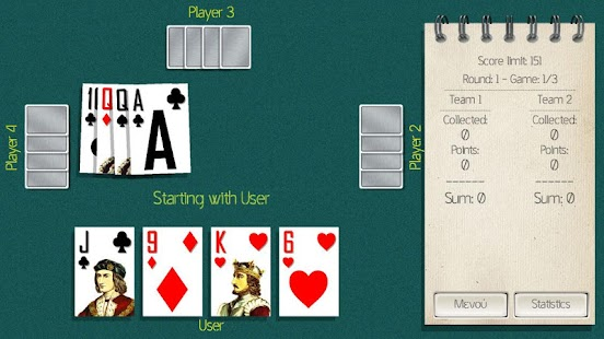 Xeri++ (Card Game)- screenshot thumbnail