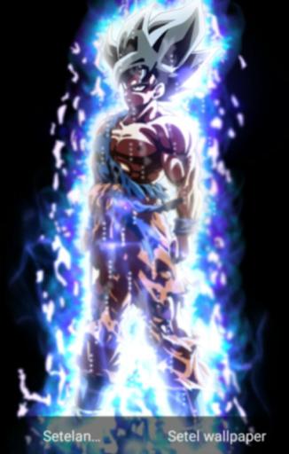 Ultra Instinct Goku Wallpapers HD 1.0 screenshots 5