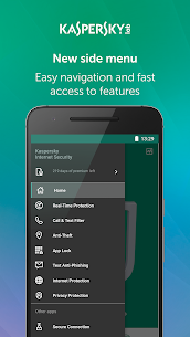 Kaspersky Mobile Antivirus : AppLock & Web Security 4
