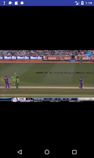 Live Cricket TV 1.0 screenshots 4