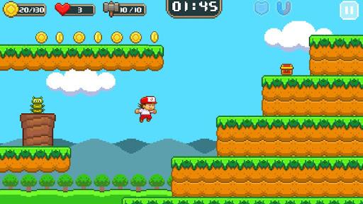 Super Jim Jump - pixel 3d 3.5.5002 screenshots 8