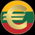 LTL / EUR Converter icon