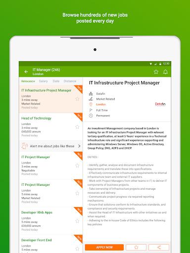 Totaljobs Job Search screenshot 6