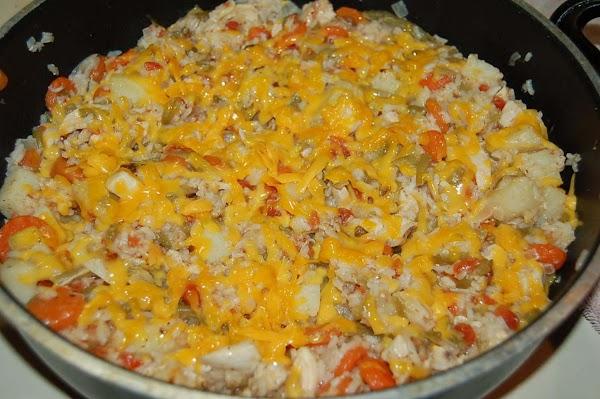 One Skillet Chicken Supper Recipe
