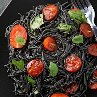 Black Squid Pasta Recipes.