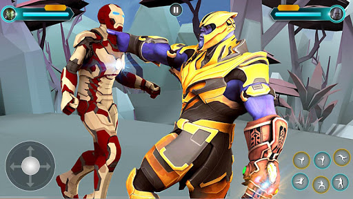 Immortal Superheroes Vs Villains Ring Battle 2018 1.0 screenshots 1