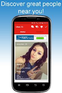 Meet New Friends, Online Chat screenshot 1
