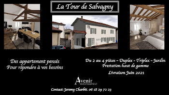 appartement à La Tour-de-Salvagny (69)