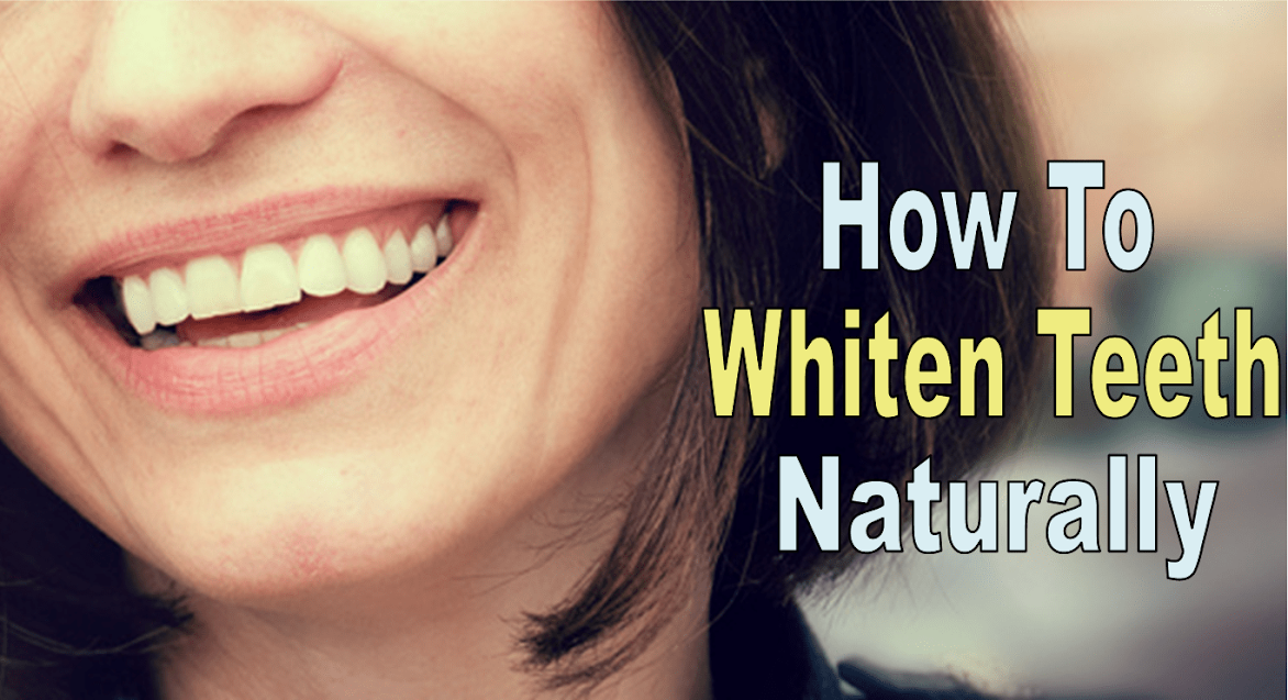 7 Weird Ways To Whiten Teeth Naturally