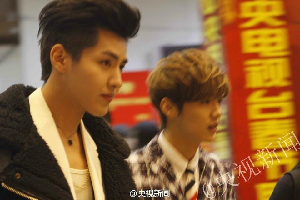 Luhan, Wu Yifan Kris