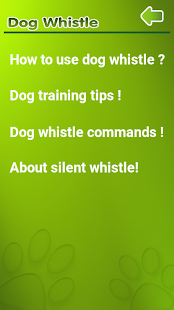 Dog Whistle, Trainer 2017- screenshot thumbnail