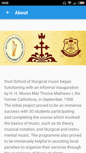 Sruti school of Liturgical Music - náhled