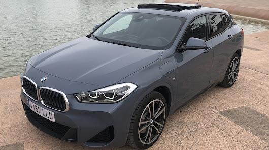 Tecnología híbrida enchufable para el BMW X2 xDrive 25e