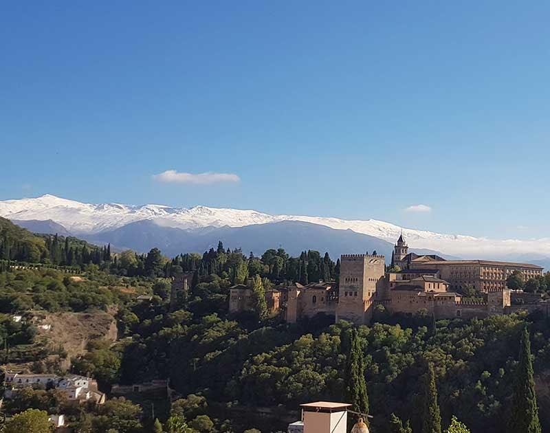 Granada-Sierra-Nevada - Bild copyright Mike Lippoldt