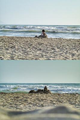 Sand Castle di Roberta Ricciardi