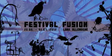 Photo: Accueil galerie photos du Festival Fusion KulturKosmos 2012 - Infographie :: Emmanuelle de la Pintière :: www.babooska.org